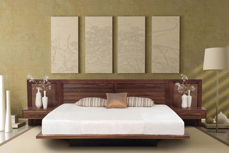 moduluxe bed frame bedroom more san carlos